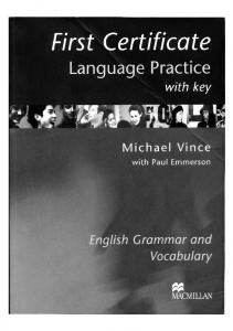 Vince-Michael---First-Certificate-Language-Practice-With-Key