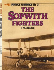 Vintage Warbirds Illustrated 05 - The Sopwith Fighters