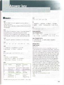 Vocabulary for FCE (Answer Key, Scripts, Wordlist, CD Tracklist)