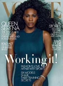 Vogue - April 2015 USA