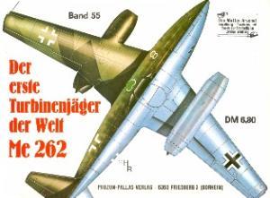 Waffen-Arsenal 055 - Der erste Turbinenjager der Welt Me 262