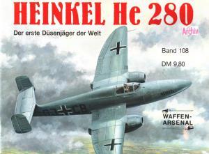 Waffen-Arsenal 108 - Heinkel He 280 Der erste Dusenjager der Welt