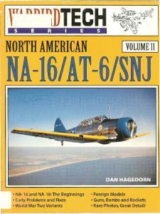 Warbird Tech 11 North American NA-16, AT-6, SNJ