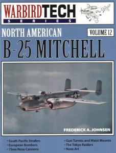 Warbird Tech 12 North American B-25 Mitchell