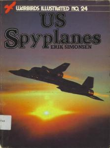 Warbirds Illustrated 024 - Spy Planes of the USAF