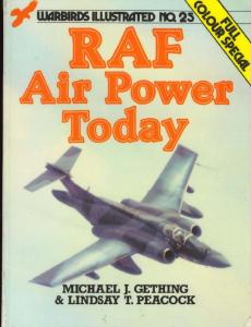 Warbirds Illustrated 025 - RAF Air Power Today