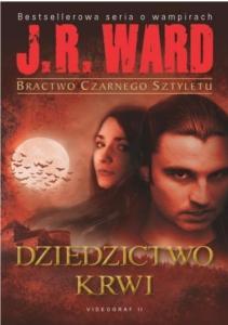Ward J R Bractwo Czarnego Sztyletu 06 Dziedzictwo Krwi