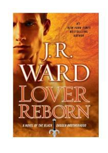 Ward J R Bractwo Czarnego Sztyletu 12 Lover Reborn
