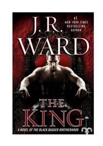 Ward J.R - Bractwo czarnego sztyletu 14 - The King
