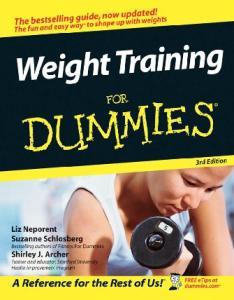 Weight Training for Dummies-Schlosberg et al
