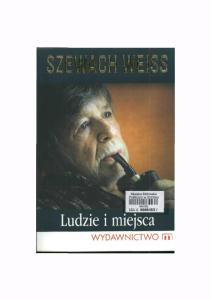 Weiss S. - Ludzie i miejsca