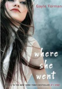 Where she went 1