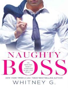 Whitney G. Williams - Naughty Boss - (ang)