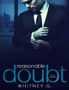 Whitney G Williams Reasonable Doubt Full Series (ang)