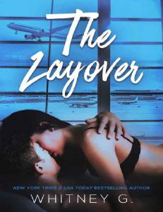Whitney G Williams The Layover (ang)