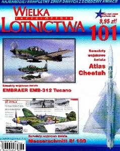 Wielka encyklopedia lotnictwa 101