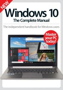 Windows 10 - The Complete Manual