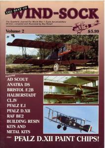Windsock The Best Of Vol2 - Pfalz D-VII - Anatra - Halberstadt CL-IV