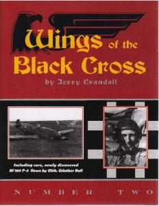 Wings of the Black Cross Vol 2