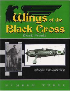 Wings of the Black Cross Vol 3