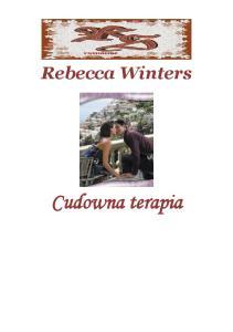 Winters Rebecca - Cudowna terapia (2)