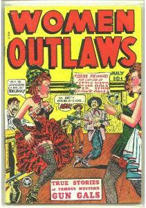 Women Outlaws #01