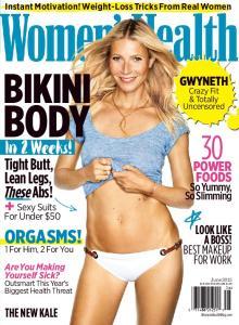 Womens Health - June 2015 USA