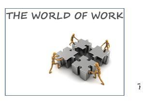 Work Handout A