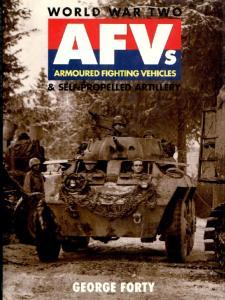 World War Two - AFVs & SPG