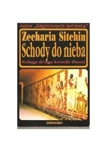 Zecharia Sitchin Schody do nieba