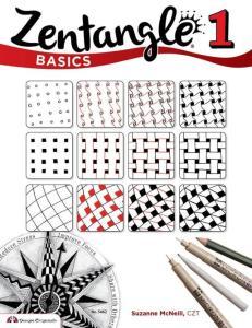 Zentangle Basics_ A Creative Ar - Suzanne McNeill